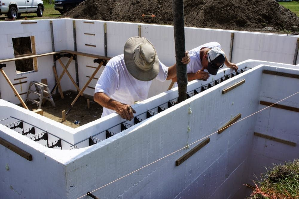 Green building Material | ICF Homes | New York PolySteel